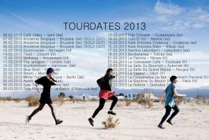 go chic tour 2013