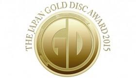 THE JAPAN GOLD DISC AWARD 2015