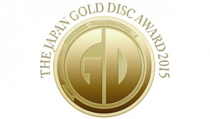 THE JAPAN GOLD DISC AWARD 2015