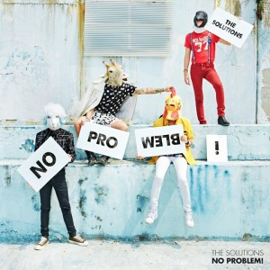 THE SOLUTIONS - NO PROBLEM EP