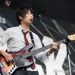 Kuso Iinkai (空想委員会) @ ROCK IN JAPAN 2015 (2015.08.08)