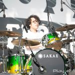 SAKANAMON @ ROCK IN JAPAN 2015 (2015.08.08)