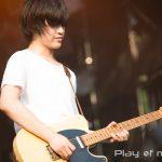 indigo la End @ ROCK IN JAPAN 2015 (2015.08.01)