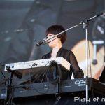the dresscodes (ドレスコーズ) @ JAPAN JAM BEACH 2015 (2015.5.4)