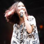 Otsuka Ai (大塚愛) @ ROCK IN JAPAN 2015 (2015.08.02)