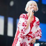 Kimura Kaela (木村カエラ) @ ROCK IN JAPAN 2015 (2015.08.02)