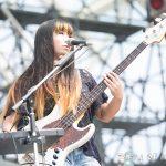 WHITE ASH @ ROCK IN JAPAN 2015 (2015.08.08)