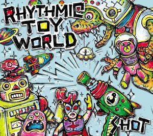 Rhythmic Toy World - SHOT (édition limitée)
