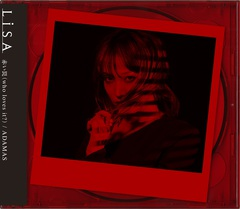 LiSA - Akai wana(who loves it) / ADAMAS (édition limitée CD+DVD)